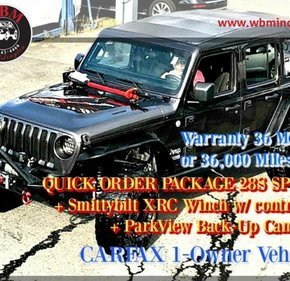 2018 Jeep Wrangler 4WD Unlimited Sport for sale 101197587