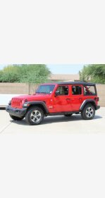 2018 Jeep Wrangler for sale 101201184