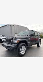 2018 Jeep Wrangler 4WD Unlimited Sport for sale 101210459