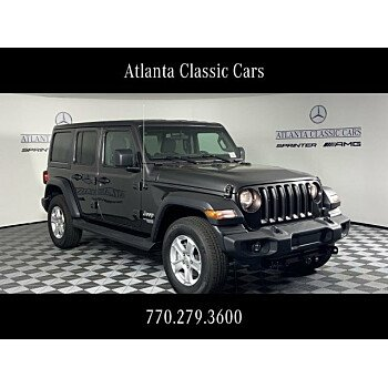 2018 Jeep Wrangler 4WD Unlimited Sport for sale 101217731