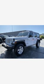 2018 Jeep Wrangler 4WD Unlimited Sport for sale 101219633