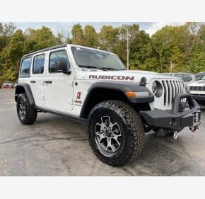 2018 Jeep Wrangler 4WD Unlimited Rubicon for sale 101220761