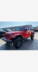 2018 Jeep Wrangler 4WD Unlimited Rubicon for sale 101220762