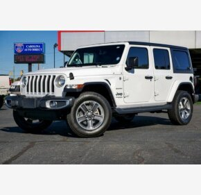 2018 Jeep Wrangler 4WD Unlimited Sahara for sale 101231262