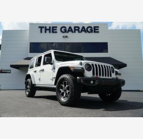 2018 Jeep Wrangler 4WD Unlimited Rubicon for sale 101232369