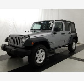 2018 Jeep Wrangler JK 4WD Unlimited Sport for sale 101238162