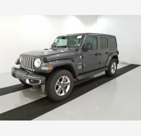 2018 Jeep Wrangler for sale 101238200