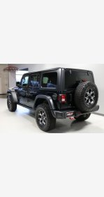 2018 Jeep Wrangler 4WD Unlimited Rubicon for sale 101240367