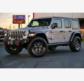 2018 Jeep Wrangler 4WD Unlimited Rubicon for sale 101243988