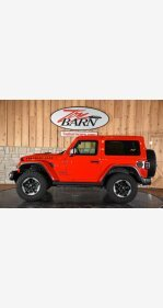 2018 Jeep Wrangler 4WD Rubicon for sale 101244333