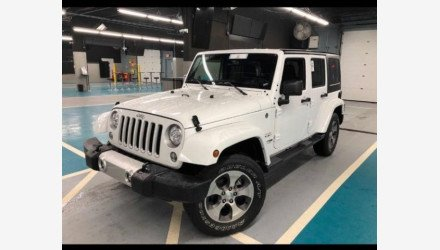 2018 Jeep Wrangler JK 4WD Unlimited Sahara for sale 101262743
