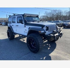 2018 Jeep Wrangler 4WD Unlimited Sport for sale 101265751