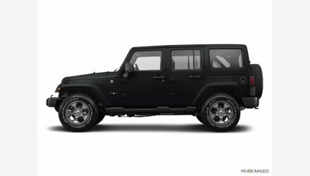 2018 Jeep Wrangler JK 4WD Unlimited Sahara for sale 101267887