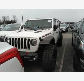 2018 Jeep Wrangler 4WD Unlimited Rubicon for sale 101269907