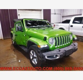 2018 Jeep Wrangler 4WD Unlimited Sahara for sale 101277515