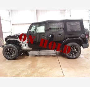 2018 Jeep Wrangler JK 4WD Unlimited Sahara for sale 101277674