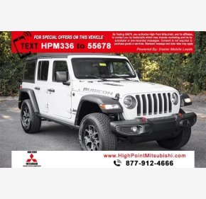 2018 Jeep Wrangler 4WD Unlimited Rubicon for sale 101278424