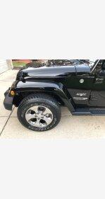 2018 Jeep Wrangler JK 4WD Unlimited Sahara for sale 101282345