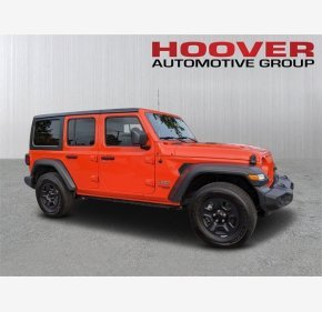 2018 Jeep Wrangler 4WD Unlimited Sport for sale 101282538