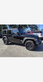 2018 Jeep Wrangler 4WD Unlimited Sport for sale 101282539
