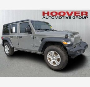 2018 Jeep Wrangler 4WD Unlimited Sport for sale 101282548