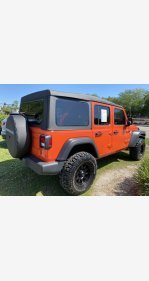 2018 Jeep Wrangler 4WD Unlimited Sport for sale 101282549