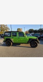 2018 Jeep Wrangler 4WD Unlimited Sport for sale 101282551