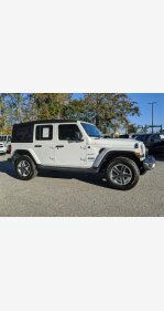 2018 Jeep Wrangler 4WD Unlimited Sahara for sale 101282584