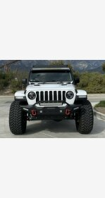 2018 Jeep Wrangler 4WD Unlimited Rubicon for sale 101288971