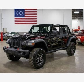2018 Jeep Wrangler 4WD Unlimited Rubicon for sale 101294620