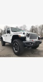 2018 Jeep Wrangler 4WD Unlimited Rubicon for sale 101296686