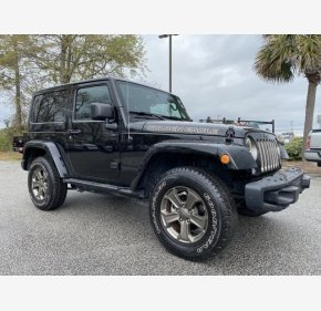 2018 Jeep Wrangler JK 4WD Sport for sale 101298625