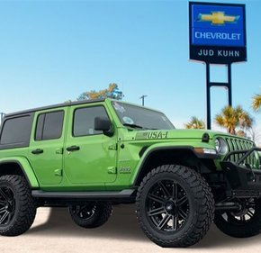 2018 Jeep Wrangler for sale 101301967