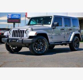 2018 Jeep Wrangler JK 4WD Unlimited Sahara for sale 101307746
