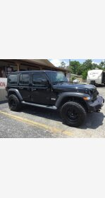 2018 Jeep Wrangler 4WD Unlimited Sport for sale 101315776
