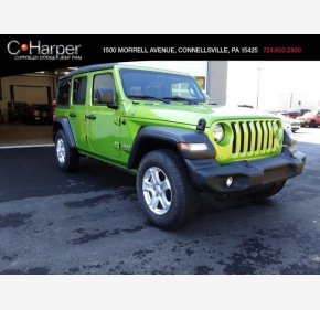 2018 Jeep Wrangler 4WD Unlimited Sport for sale 101318620