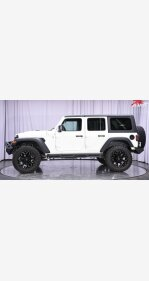 2018 Jeep Wrangler for sale 101322039