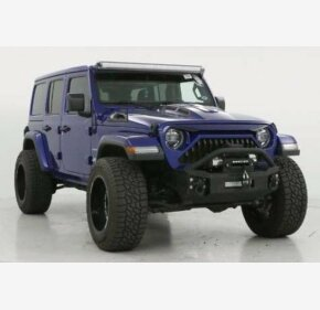 2018 Jeep Wrangler for sale 101322326