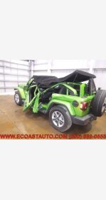 2018 Jeep Wrangler 4WD Unlimited Sahara for sale 101326339