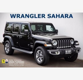 2018 Jeep Wrangler for sale 101341818