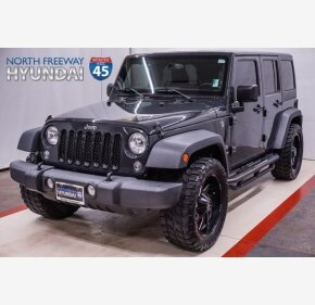 2018 Jeep Wrangler for sale 101344484