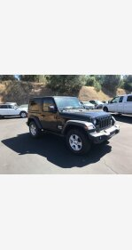 2018 Jeep Wrangler for sale 101349217