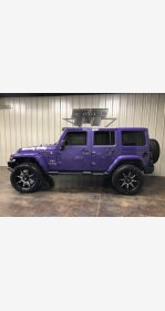2018 Jeep Wrangler for sale 101355401