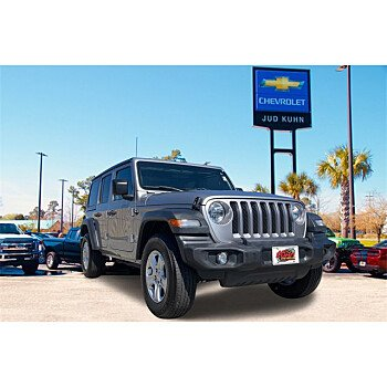 2018 Jeep Wrangler for sale 101355703