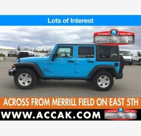 2018 Jeep Wrangler for sale 101359437