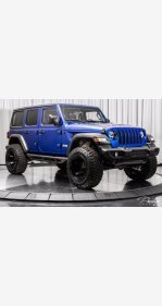 2018 Jeep Wrangler for sale 101362173