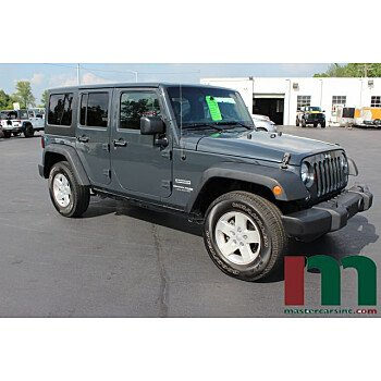 2018 Jeep Wrangler for sale 101363946