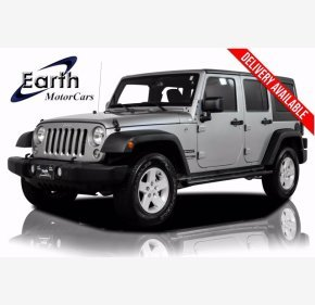 2018 Jeep Wrangler for sale 101372387