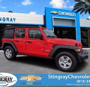 2018 Jeep Wrangler for sale 101372995
