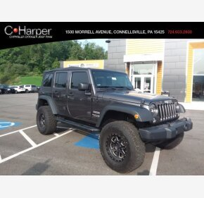 2018 Jeep Wrangler for sale 101375990